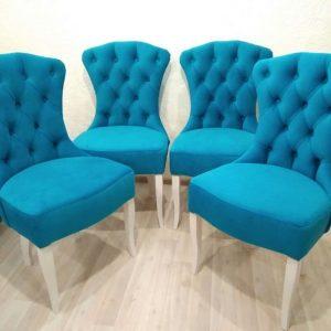 Перетяжка и ремонт стульев
